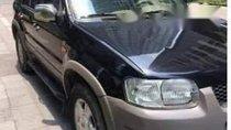 Cần bán Ford Escape XLT AT năm sản xuất 2004, màu đen chính chủ, giá tốt