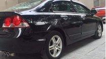 Cần bán xe Honda Civic 2.0 AT đời 2007, màu đen, chính chủ