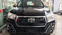 Bán xe Toyota Hilux sản xuất năm 2019, màu đen, nhập khẩu