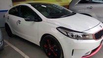 Bán xe Kia Cerato đời 2018, màu trắng, xe nhập
