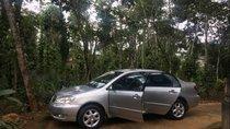 Cần bán xe Toyota Corolla altis sản xuất 2007, màu bạc, chính chủ