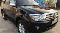 Cần bán Toyota Fortuner sản xuất 2010, màu đen, nhập khẩu
