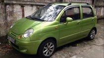 Cần bán gấp Daewoo Matiz đời 2005, màu xanh lục