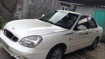 Cần bán xe Daewoo Nubira 1.6 đời 2002, màu trắng giá cạnh tranh