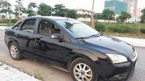 Bán Ford Focus đời 2009, màu đen, nhập khẩu chính chủ, giá tốt