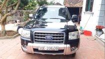 Bán ô tô Ford Everest sản xuất 2008, màu đen, nhập khẩu nguyên chiếc, 300 triệu