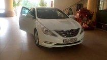 Cần bán gấp Hyundai Sonata năm 2010, màu trắng, nhập khẩu, giá chỉ 545 triệu