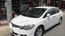 Bán Honda Civic 1.8 đời 2007, màu trắng, nhập khẩu nguyên chiếc