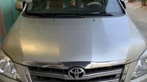 Bán ô tô Toyota Innova sản xuất 2014, màu bạc, 550tr