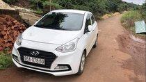 Cần bán Hyundai Grand i10 năm 2017, màu trắng, 350 triệu