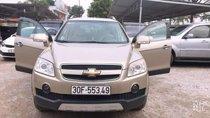 Cần bán xe Chevrolet Captiva đời 2009, màu vàng, giá chỉ 388 triệu