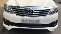 Cần bán xe Toyota Fortuner đời 2015, nhập khẩu