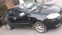 Bán Toyota Corolla Altis sản xuất 2003, màu đen, giá 235tr