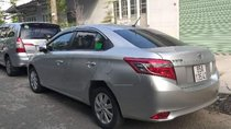 Cần bán gấp Toyota Vios đời 2017, màu bạc, nhập khẩu, giá chỉ 480 triệu