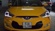 Cần bán Hyundai Veloster đời 2011, màu vàng, xe nhập, giá chỉ 499 triệu