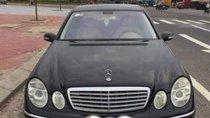 Cần bán Mercedes sản xuất năm 2005, màu đen, nhập khẩu nguyên chiếc