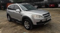 Cần bán xe Chevrolet Captiva sản xuất 2008, màu bạc, giá tốt