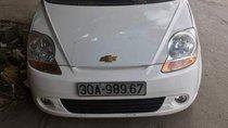 Bán Chevrolet Spark đời 2009, màu trắng ít sử dụng giá cạnh tranh