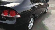 Bán Honda Civic 2.0 2008, màu đen, 369 triệu