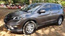 Cần bán gấp Honda CR V năm sản xuất 2015, màu nâu