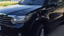 Cần bán Toyota Fortuner đời 2013, màu đen, giá 656tr