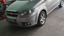 Cần bán Chevrolet Aveo sản xuất 2011, màu bạc, nhập khẩu nguyên chiếc còn mới