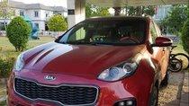 Bán ô tô Kia Sportage đời 2015, màu đỏ, 850tr