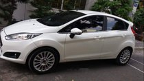 Bán Ford Fiesta Ecoboost S sản xuất năm 2015, màu trắng, giá chỉ 403 triệu