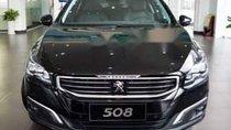 Cần bán Peugeot 508 sản xuất năm 2015, màu đen, nhập khẩu Pháp
