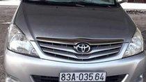 Bán Toyota Innova G sản xuất năm 2009, màu bạc