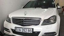 Cần bán Mercedes C250 năm 2011, màu trắng, xe nhập