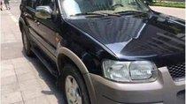 Bán Ford Escape XLT AT năm 2004, màu đen chính chủ, giá tốt
