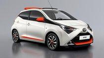 Toyota Aygo chuẩn bị ra mắt 2 biến thể mới trong tháng 3/2019