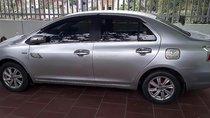 Cần bán gấp Toyota Vios 1.5 MT năm 2008, màu bạc, giá tốt