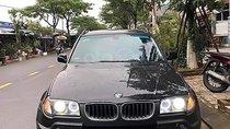 Bán BMW X3 đời 2005, màu đen, nhập khẩu