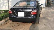 Bán ô tô Toyota Vios 1.5E sản xuất 2011, màu đen số tự động