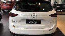 Bán xe Mazda CX 5 2.0 AT năm sản xuất 2018, màu trắng, giá tốt
