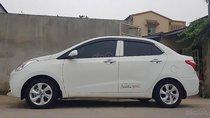 Cần bán Hyundai Grand i10 2017, màu trắng, số tự động