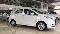 Bán Hyundai Grand i10 1.2 MT 2019, màu trắng, giá 393tr