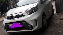 Bán xe Kia Morning Si MT 2016, màu trắng, chính chủ