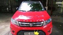 Bán xe Suzuki Vitara 1.6AT đời 2017, màu đỏ nóc đen, nhập khẩu nguyên chiếc, giá 700tr