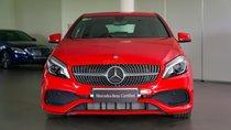 Bán Mercedes-benz A250, đăng ký 2018, màu đỏ, 3.500km, nhập khẩu nguyên chiếc