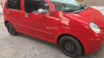 Cần bán lại xe Daewoo Matiz sản xuất năm 2005, màu đỏ, 53 triệu
