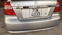 Bán ô tô Daewoo Gentra sản xuất năm 2009, màu bạc
