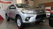Bán Toyota Hilux 2.4G MT (4x4) số sàn, 2 cầu, xe nhập khẩu nguyên chiếc Thái Lan, mới 100%