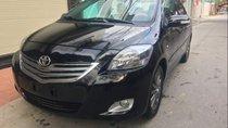 Cần bán lại xe Toyota Vios E sản xuất 2013, màu đen