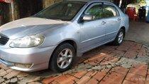 Bán Altis 2003 máy 1.3, xe sử dụng tốt, máy móc êm, lạnh buốt, đồng zin 100%