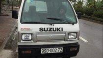 Bán Suzuki Super Carry Van đời 2012, màu trắng, xe sơn máy nội thất còn nguyên bản