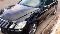 Bán Mercedes E250 đời 2010, màu đen, giá tốt