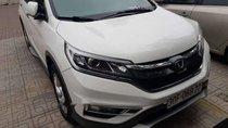 Bán xe Honda CR V đời 2015, màu trắng ít sử dụng